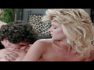 Ginger Lynn gets a load on her ass Classic Porn!