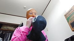 Fail to put on Anatomical Mask. 1 (other angle)