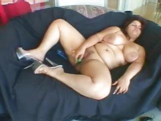 Fat BBW Latina Ex GF loves riding and sucking Cock
