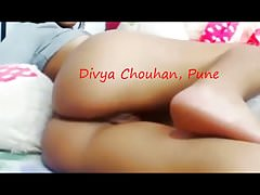 Desi slut divya showing her pussy  ass  singing song Thumbnail