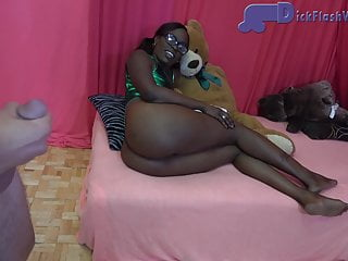 Download video bokep Ebony Stepsister CFNM Interracial Dick-Flashing  Mp4 terbaru