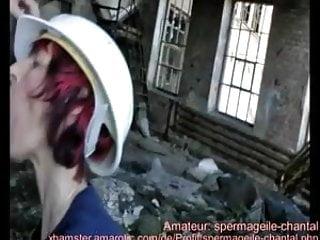 Amateur compilation: spermageile-chantal