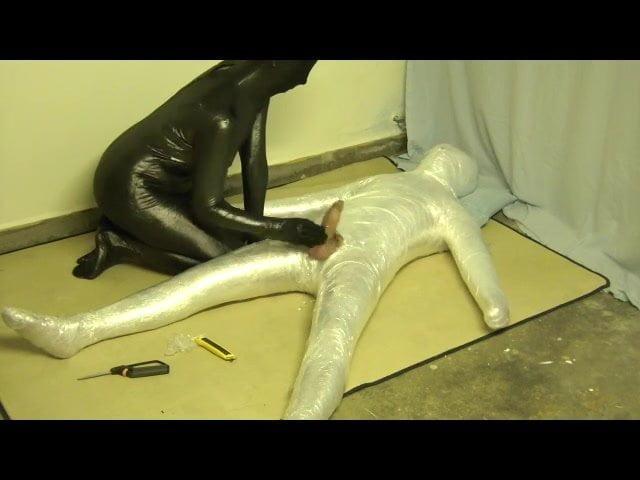 Shrink wrap sex