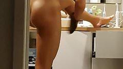 Wife getting ready 2