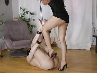 Hot mistress CBT 2