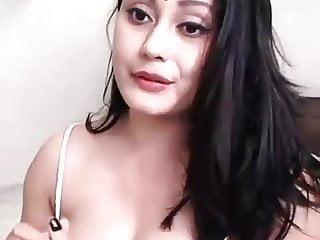 Beautiful Nepali Aunty