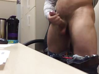 Gym office stress relief
