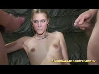 young french schoolgirl first anal