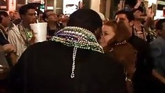 mardi gras tit suckle