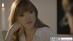 Babes - The Black Corset Odyssey Part 4  starring  Kai Taylo