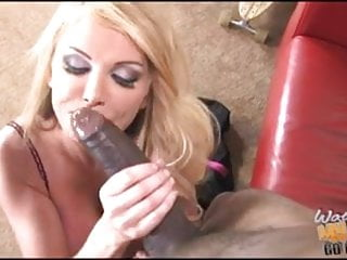 Busty whore mom go black in front of son
