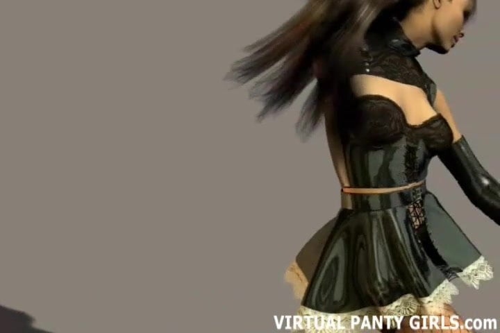 I can be your personal virtual French maid