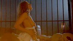 Rebecca Ferguson Rides A Guy In The White Queen