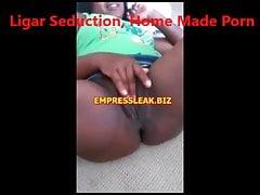 Ligar Seduction - BBW Pleasures Herself Selfishly