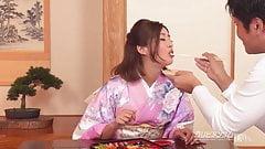 Nozomi Aso New Year's Sex Party - CARIBBEANCOM