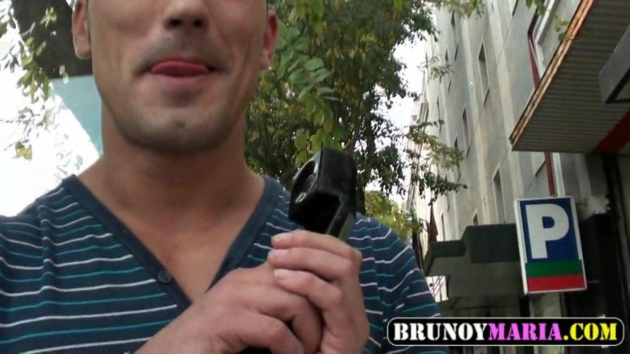 Brunoymaria salimos con este pibon a la calle en ligueros y - 3 part 9
