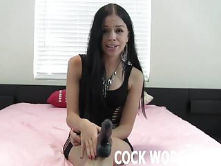 Preview 6 of You think about sucking dick while I have a cig JOI