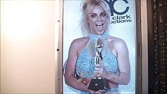 Britney Spears Cum Tribute 56