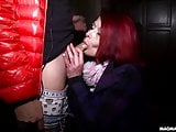 Magmafilm German Milf redhead casting for amateur cock