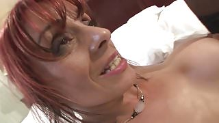 Hot milf and her younger lover 950