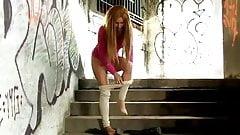 Britney - Pissing Scene