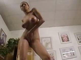 ebony strip