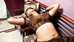 hot Indian milf  surekha with old ma