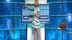 Rachel Riley - British Sex On Legs Babe