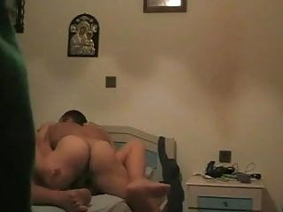 Girl getting fucked in hotel room