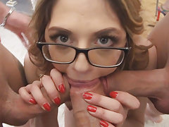 Anal orgy with rachel adjani and lavatta north Thumbnail