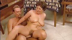 Horst fucks his chubby Hungarian wife for Breakfast