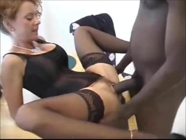 Big black cock missionary
