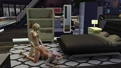 I love this game. sims 4 porn