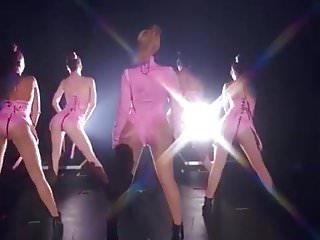 Beyonce Slut On Stage