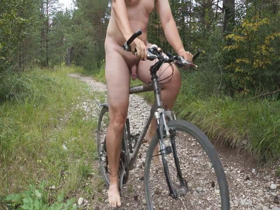 Orgasm bicycle