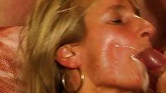 Gangbang Bukkake Facial Cumshots Swallowing