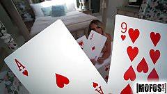 Mofos.com - Anna - Stranded Te