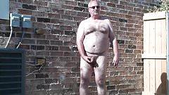 Daddy backyard solo