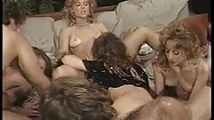 Best of 80s Porn Orgies