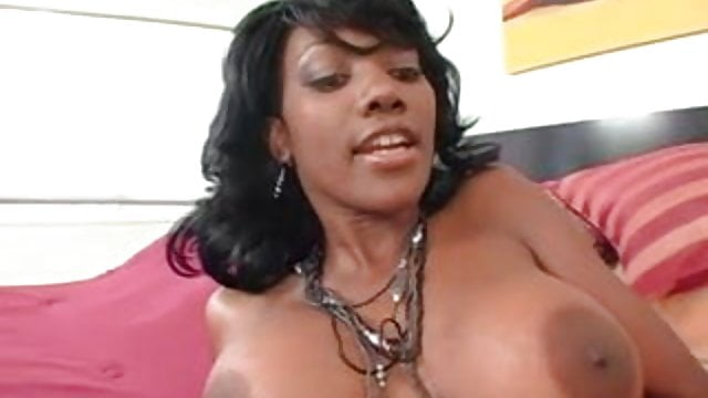 Ebony Lesbian Whipped Cream