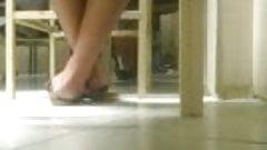 Candid Feet Soles Solas Pezinh