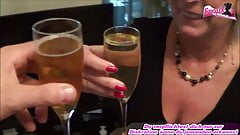 GERMAN PISS PARTY WITH AMATEUR MATURE HOUSEWIFE MOM