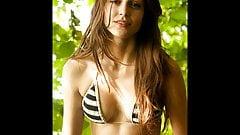 Melissa Benoist Jerk Off Challenge