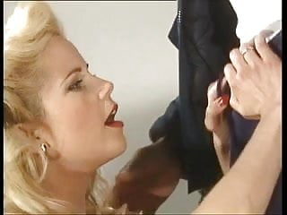 busty brit takes on big black cock