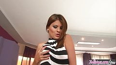 Euro Foxes - Jasmine Rouge - Working The Clit - Twistys