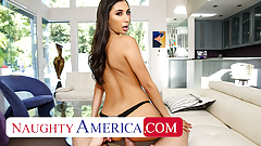 Naughty America - Your wife Gianna Dior takes your cock