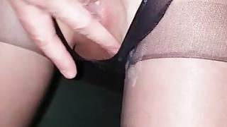 Pantyhose milf fucking in elevator. Part 1