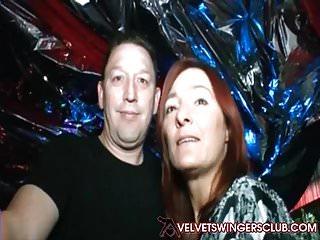 Velvet Swingers Club couples fucking like jack rabbits