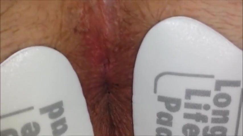 Estim orgasm tube