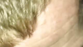 Scottish pussy licked